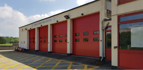 High Speed Doors Poole