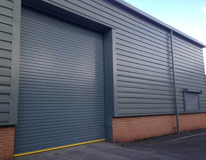 Roller Shutters in Nottingham